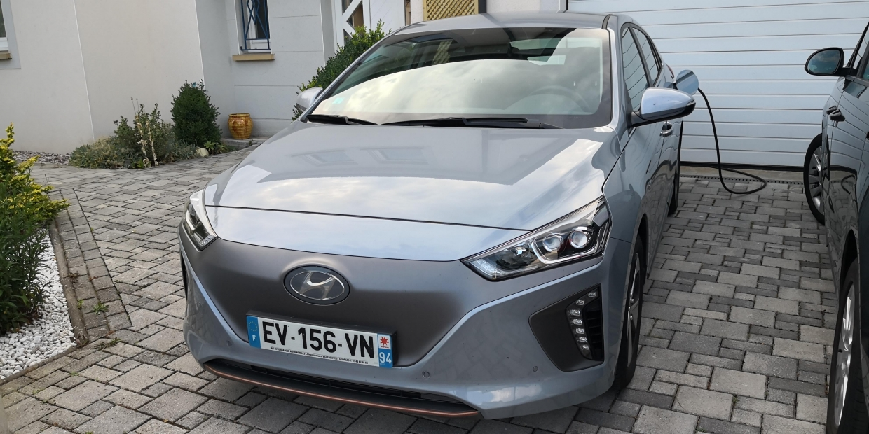 Hyundai Ioniq Executive