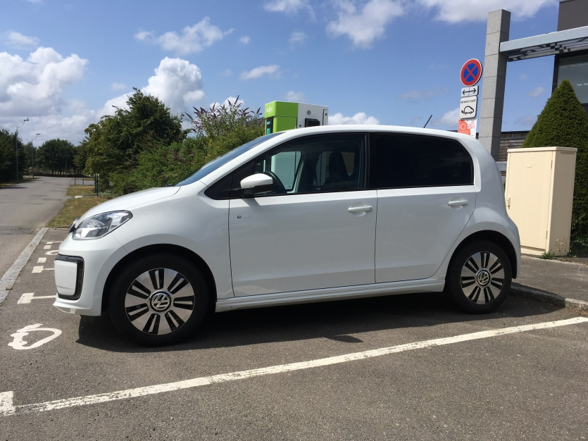 Volkswagen e-UP 2017 12000 km