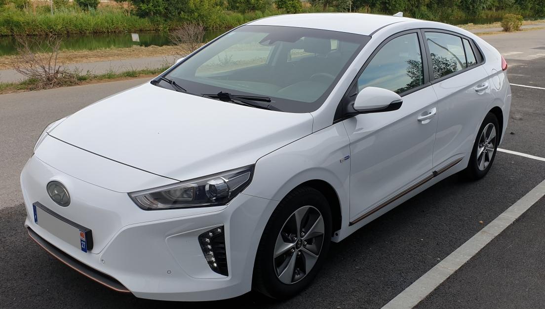 Hyundai ioniq créative