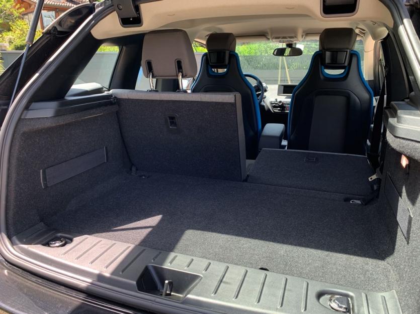 BMW i3 - 94Ah - REX - (avec prolongateur d'autonomie)