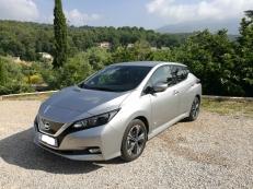 Nissan Leaf N-Connecta 40 kWh - 2018 - Garantie 5 ans