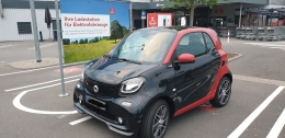 SMART FORTWO BRABUS STYLE CHARGEUR 22 kW