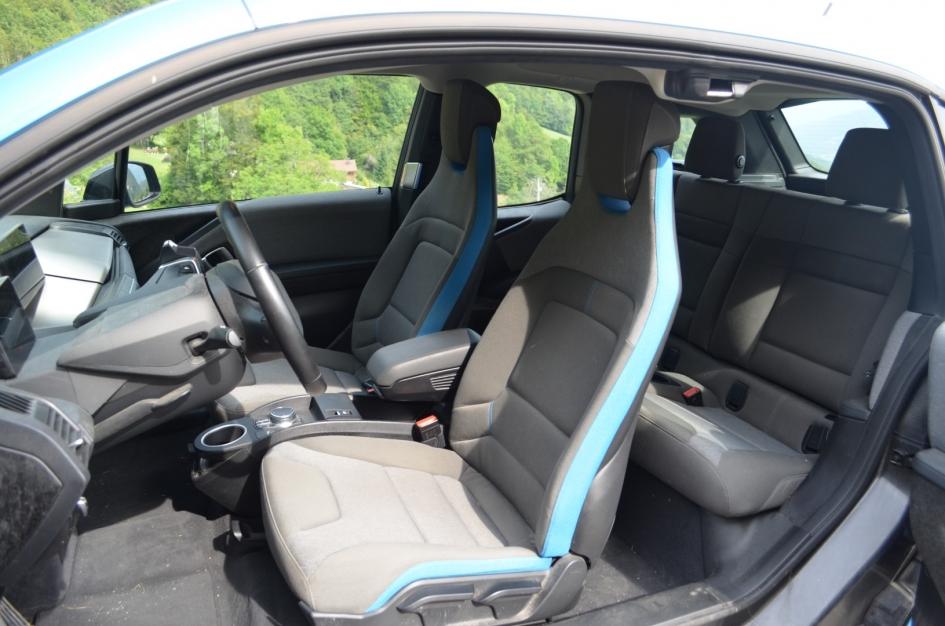 BMW i3 +EDITION de 2017 - 94Ah - batterie et sièges chauffant