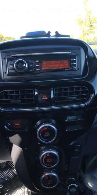 Peugeot iOn Electrique Active blanche@ première main@27100 km. Année 2017.10000e