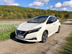 Nissan Leaf 2.0 N-Connecta avec extension de garantie