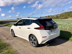Nissan Leaf 2.0 N-Connecta avec extension de garantie