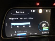 Leaf 40kwh N-Connecta Pro Pilot - Juin 2018
