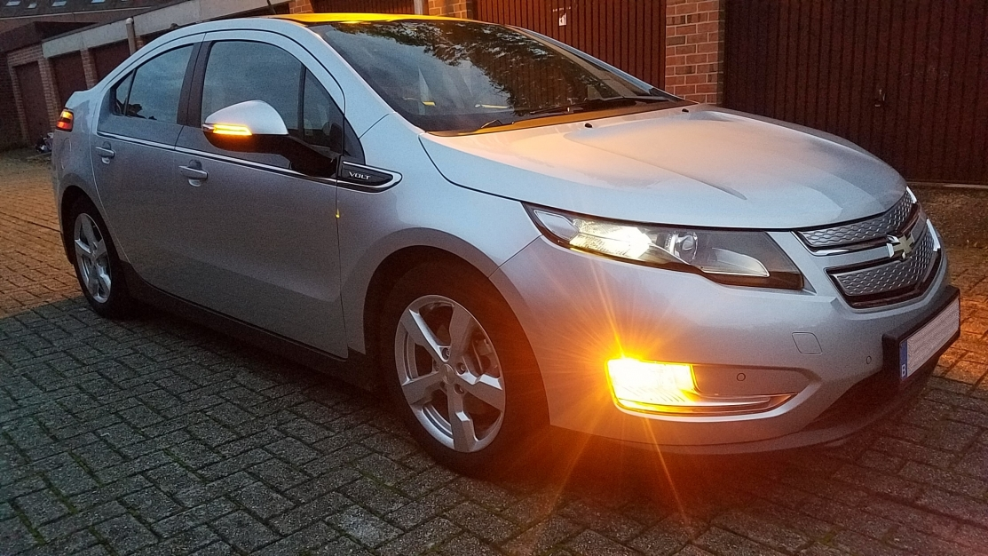 Chevrolet Volt Plug-in Hybride Rechargeable Bose audio system