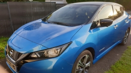 Nissan Leaf 150ch 40kWh Tekna