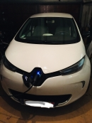 Renault ZOE ZE40 finition ZEN - Pack City, Pack Easy - mars 2018 - Excellent état