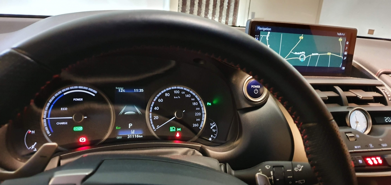 LEXUS NX 300H F SPORT EXECUTIVE 4WD