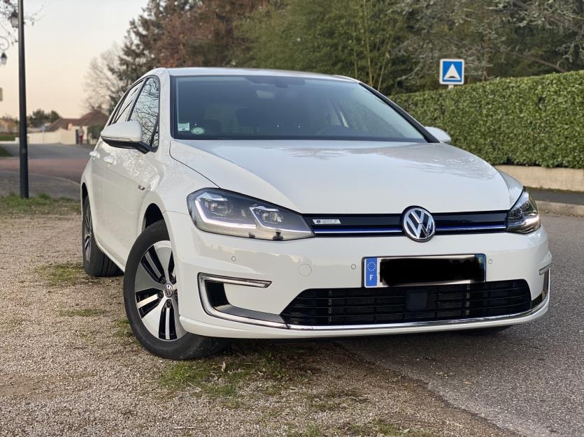 VW e-GOLF 136cv