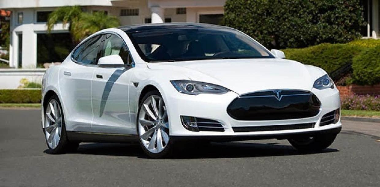Tesla Model S Performance P85D Full Options