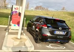 Nissan Leaf 2.0 avril 2018