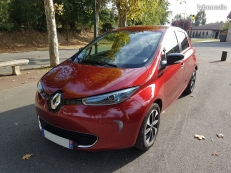 Renault Zoe intens 3/2019 R110 disponible de suite