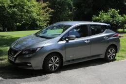 Nissan LEAF Acenta avril 2018