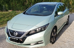 Nissan Leaf 2.Zero - 40 KWh