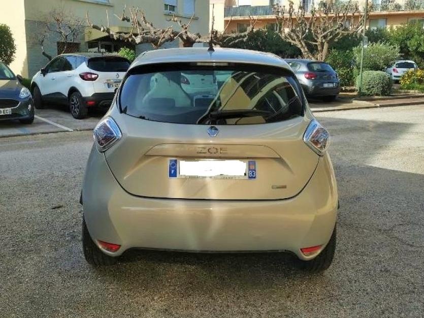 ZOE Zen 41Kwh Gamme 2017 ZE40 R90 300km réel