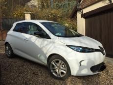 Renault ZOE ZE40 finition ZEN - Pack City, Pack Easy - mars 2018 - Excellent état - Première main