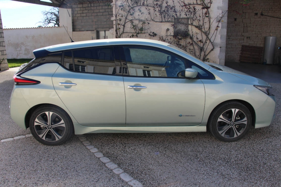 Nissan Leaf 2.zero 40Kw