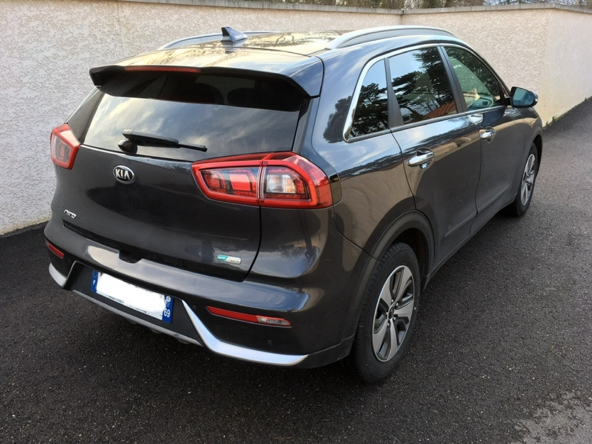 Kia Niro Hybride finition active
