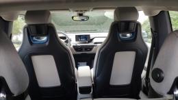 BMW i3 170 ch avec Rex (prolongateur d'autonomie) Finition
