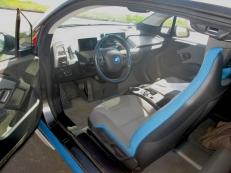 BMW I3 94 Ah, 170 ch + REX de 2018, version Atelier