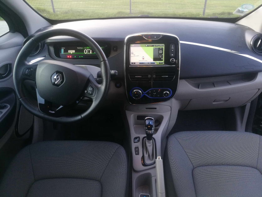 Renault Zoe Intens Charge Rapide Q90 très bon état