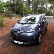 Renault ZOE ZEN 5000 km