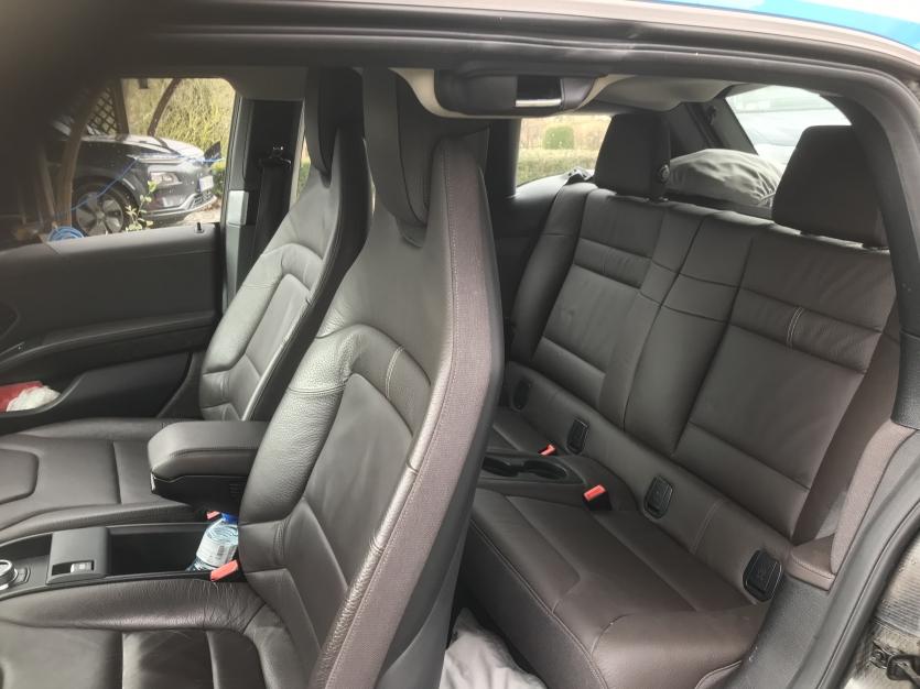 BMW I3 170 ch avec prolongateur d'autonomie