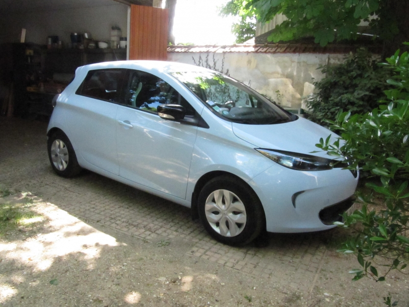 Renault ZOE R240, TBE, Batterie upgradée à 41 kWh autorisant une autonomie ==> 350 km