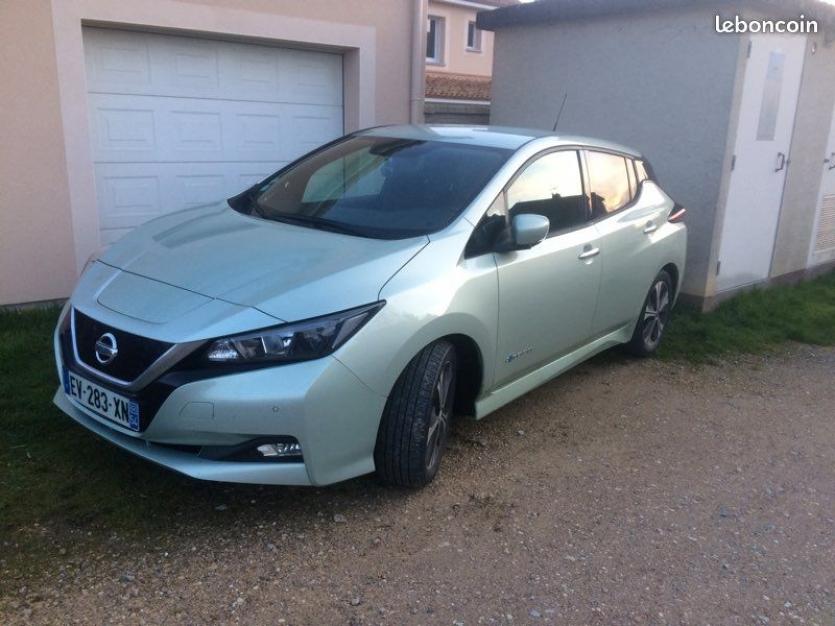 Nissan Leaf 2.0 40kWh