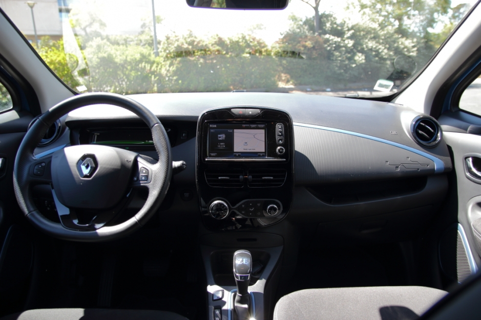 Renault Zoé Intens Charge Rapide 40 kWh Q90