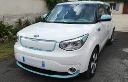 KIA SOUL EV 2016 - 80 000 kms - 14500 €