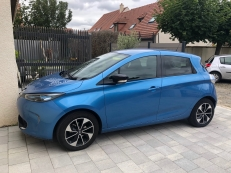 ZOE INTENS Gamme 2017 - garantie constructeur 18 mois