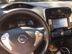 Nissan Leaf 2014 Accent pack Confort eligible prime conversion