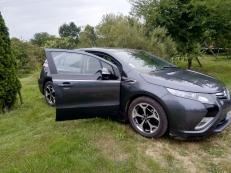 Opel Ampera Cosmo Pack gris 2012