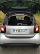Smart Fortow coupe Électrique 82ch Pure