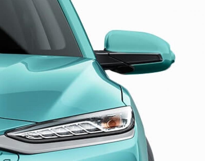 HYUNDAI EXECUTIVE KONA64kWh 2020 comme neuve grande autonomie toutes options peinture métallisée