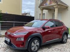HYUNDAI EXECUTIVE KONA 64kWh 2019 comme neuve grande autonomie toutes options peinture métallisée