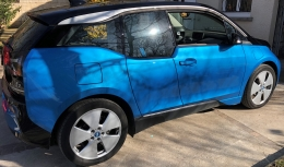 BMW I3 REX connected+ atelier