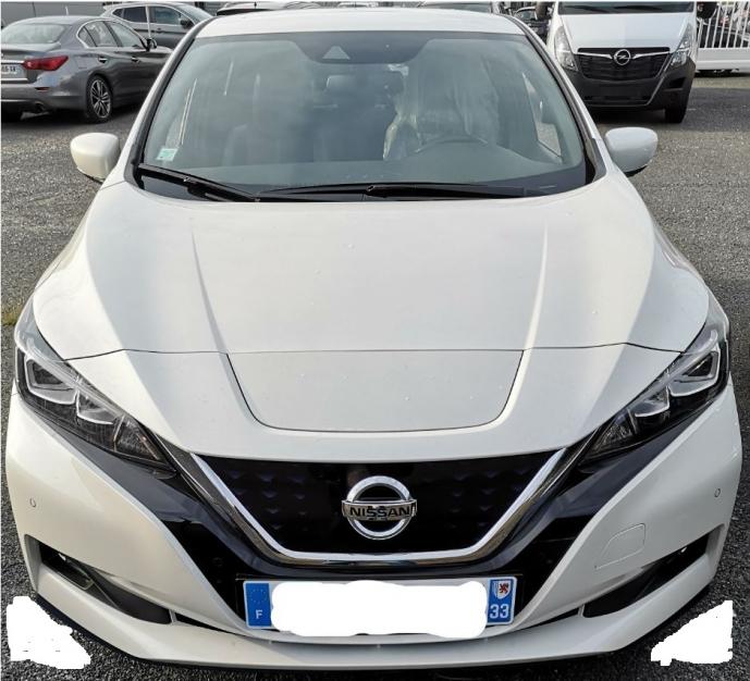 Nissan Leaf 62 KWH 3.ZERO E+ Première main