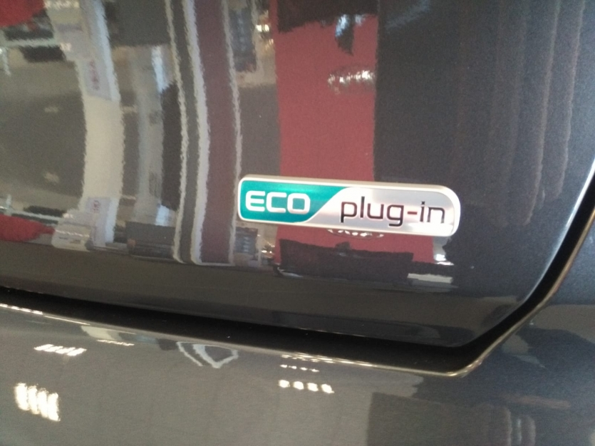 Kia Niro Design Hybride Rechargeable / Gris galène