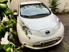NISSAN LEAF 30 kWh ACENTA 160000 km SANS LOCATION DE BATTERIE