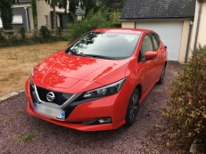 Nissan Leaf 2019 150 CH 40 Kwh Finition First