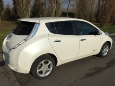 Nissan Leaf 30kWh Acenta batteries incluses