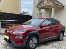 Hyundai Kona Executive 64 kWh août 2020 longue autonomie, non fumeur 6500 km comme neuf