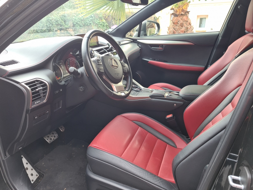 Lexus NX 300h 4WD F-Sport Hybride