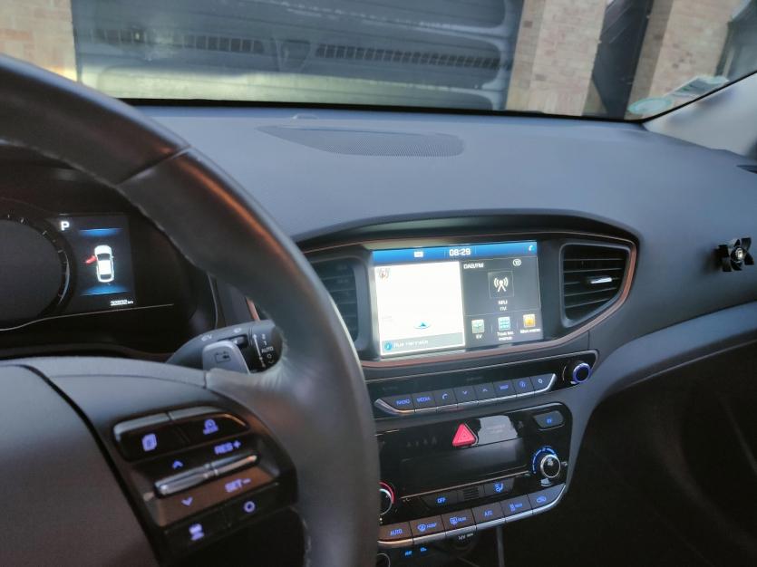 Hyundai Ioniq Executive Electrique 11/2018