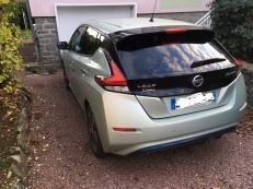 Leaf 40 kWh édition 2.0 première main